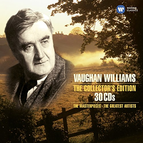 Vaughan Williams: The Collector's Edition - 30 - Mall Vernon
