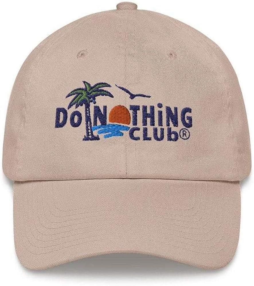 Bonoboo Do Nothing Club Dad Hat