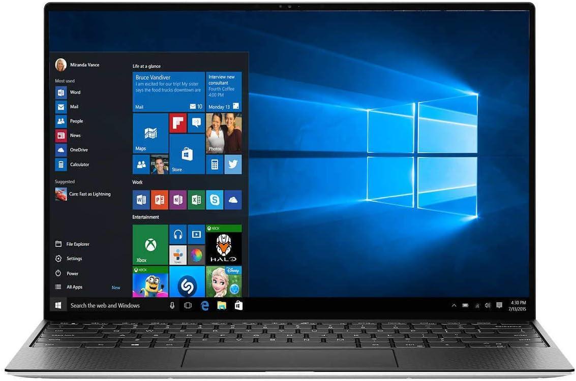 Newest Dell XPS 9310 Laptop, 13.4