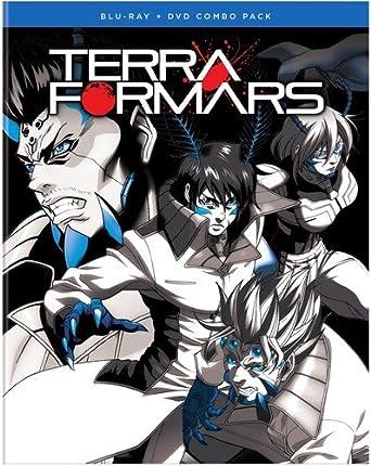 Amazoncom Terraformars Set 1 Bd Combo Blu Ray Hiroshi