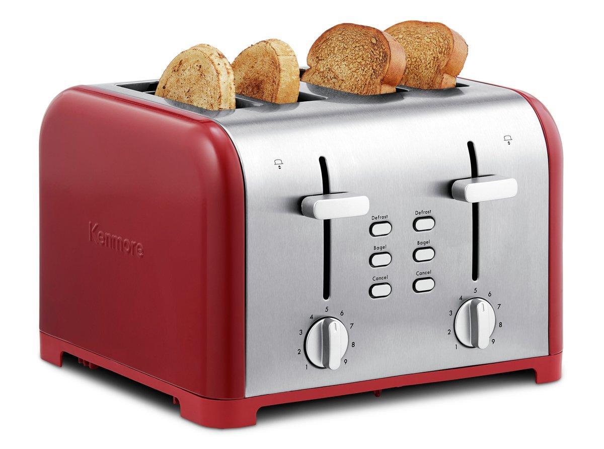 Kenmore 40600 2-Slice Toaster in Black 00840600
