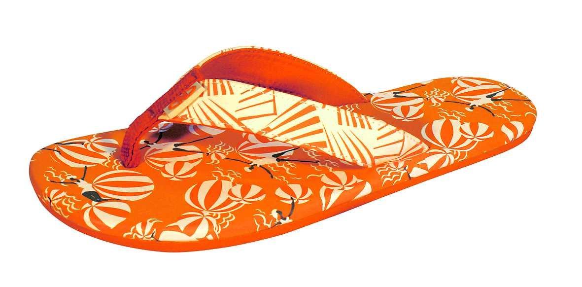 Northland Jamaica Ls Sandal 02-04975 - Chanclas para mujer, color morado, talla 37