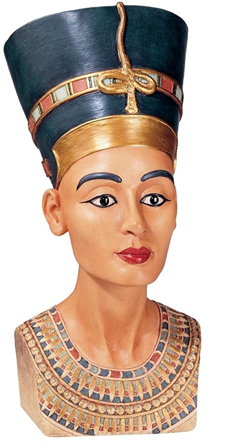 30,48 cm Classic Royal coleccionable reina egipcia Nefertiti ...