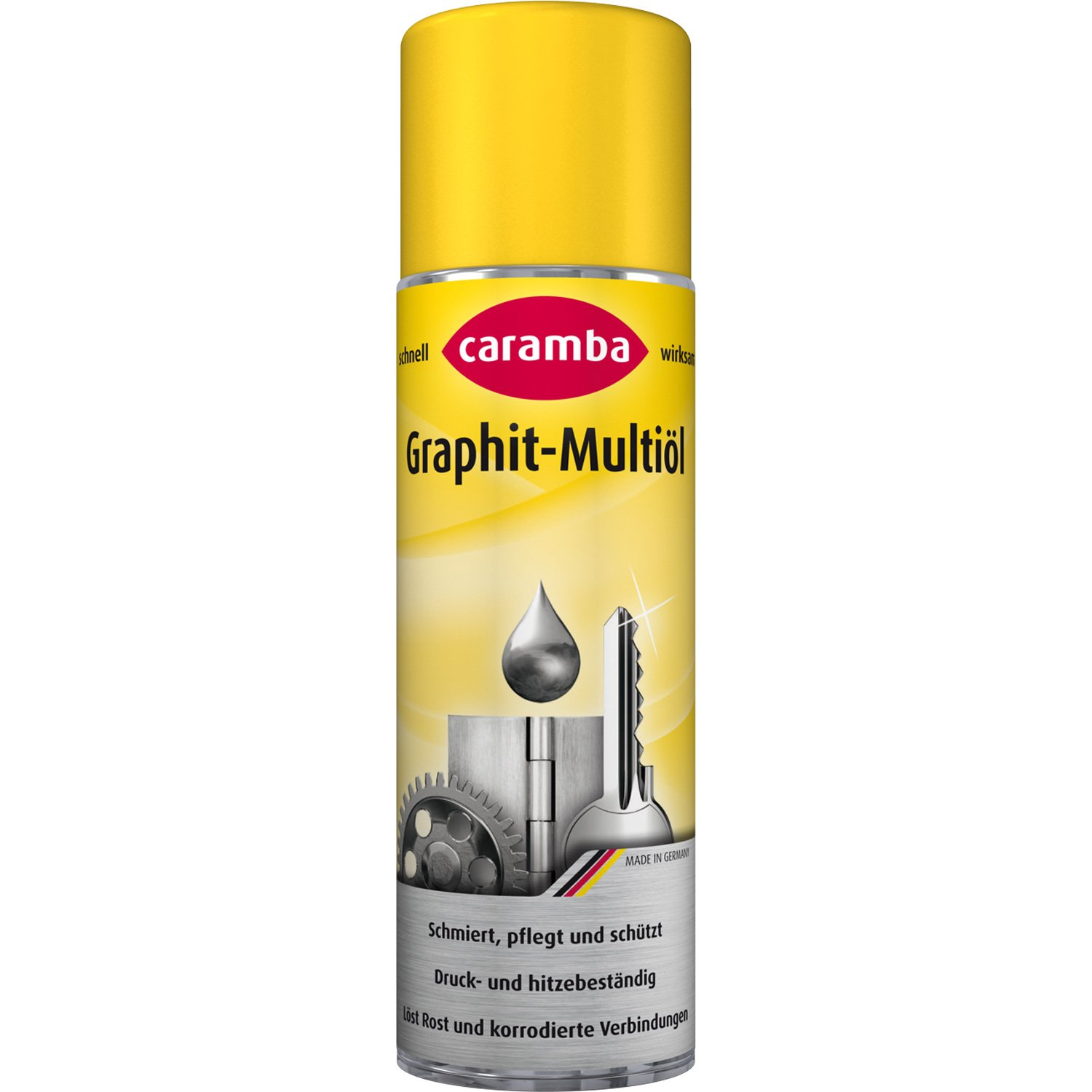 Caramba 600302 Graphit-Multiö l, 300 ml B008LU6HPS