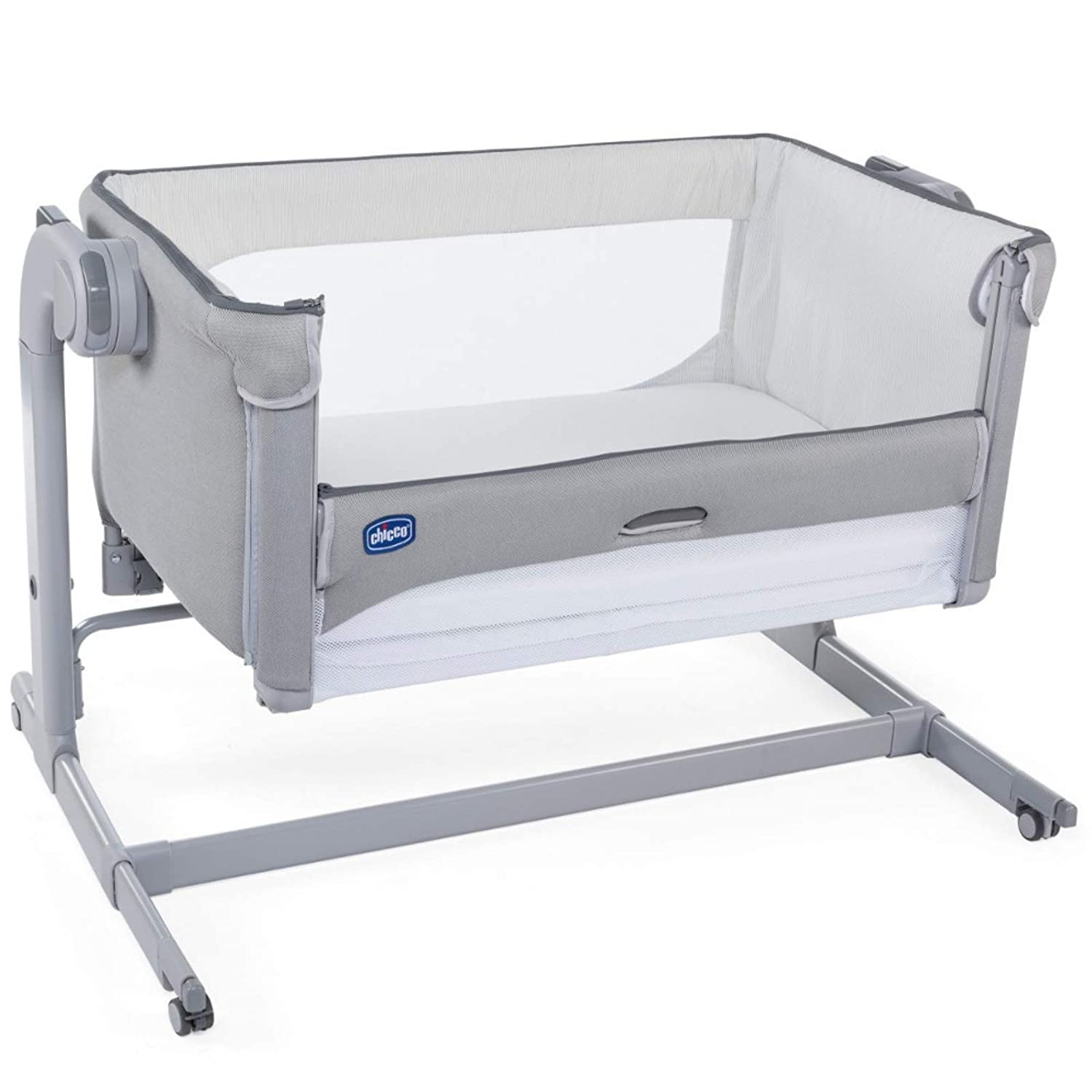 Amazon.com: Chicco 2019 Next2Me Magic Cool Grey: Baby