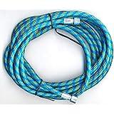 Tubo blu Fengda® BD-24 attaccata 3,0 m avvitata G1/8 - G1/8