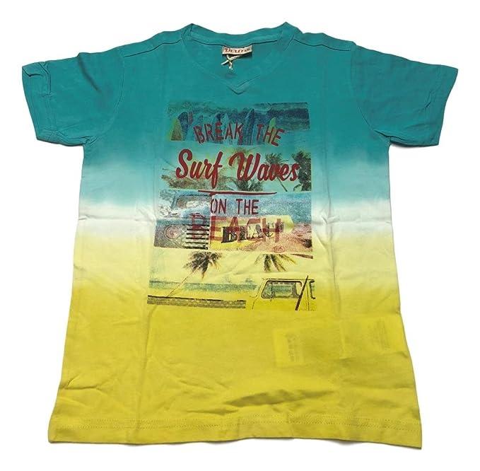 moda moda di lusso aliexpress Brums T-Shirt Jersey 3 Colori Deep Dye Bambino/Ragazzo ...