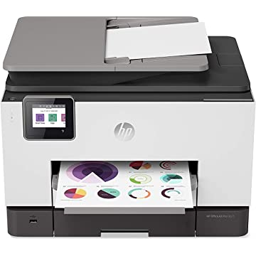powerful HP OfficeJet Pro 9025