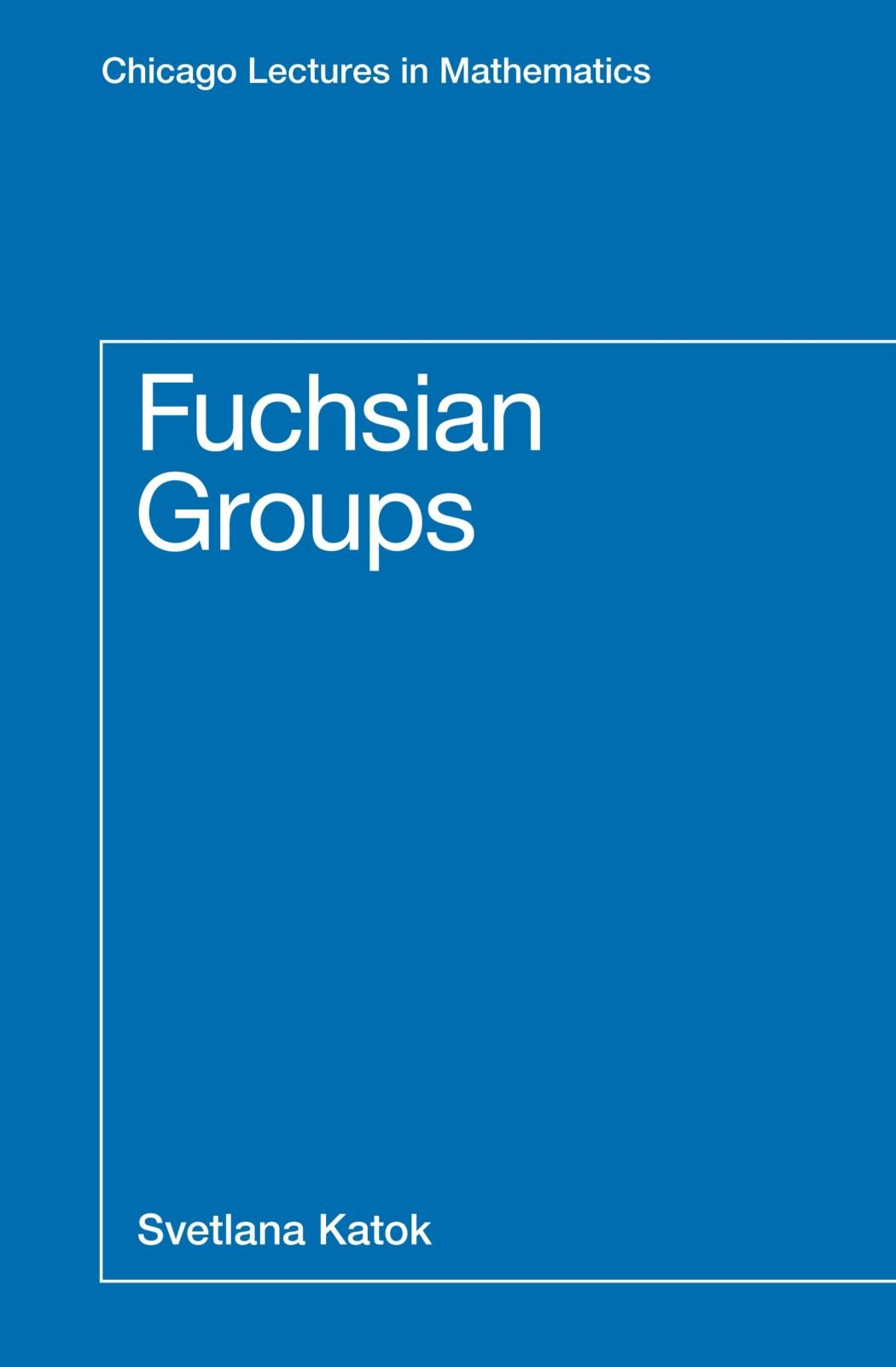 Amazon | Fuchsian Groups (Chic...