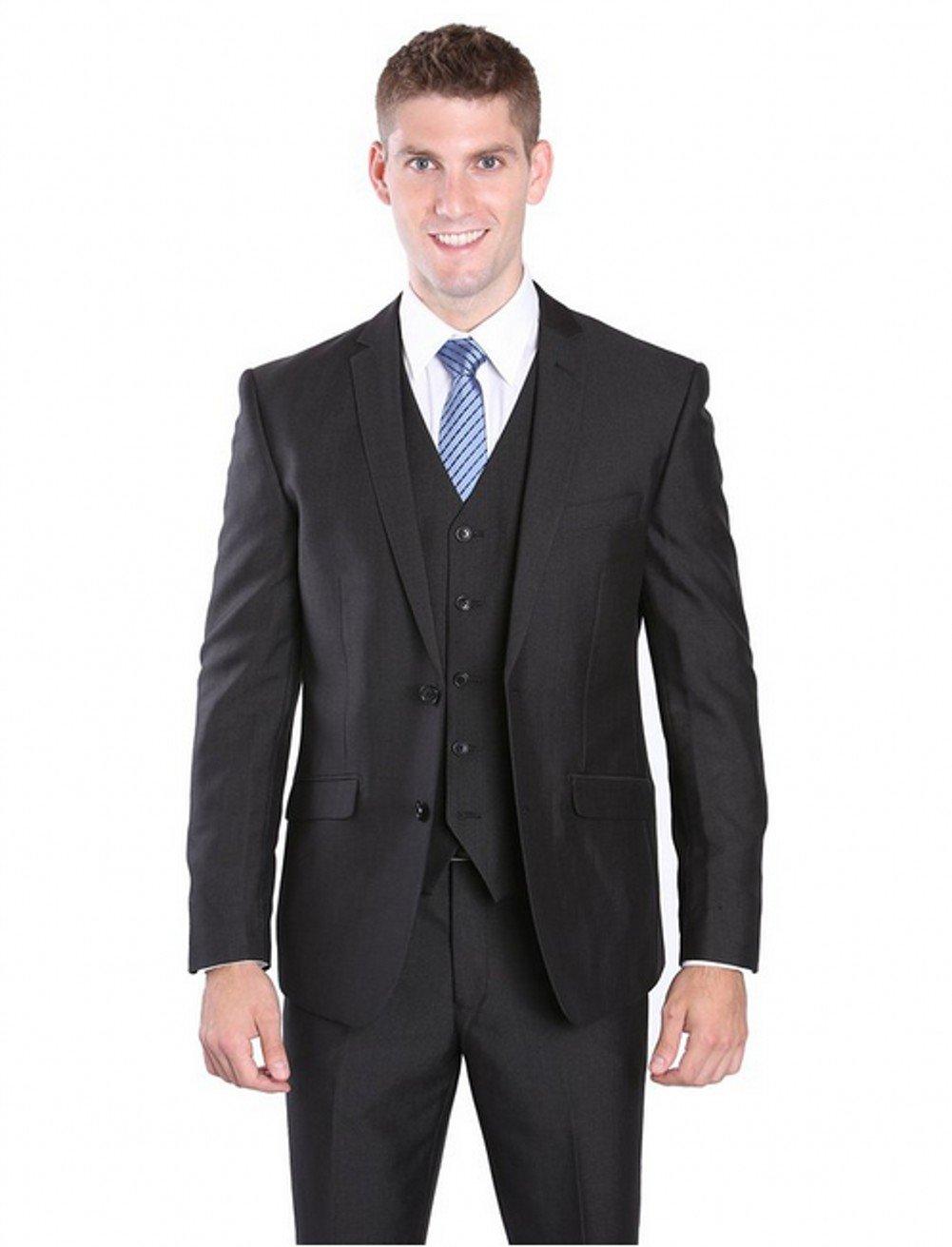 Love Dress 3 Piece Modern Slim Fit Suit for Men 5XL