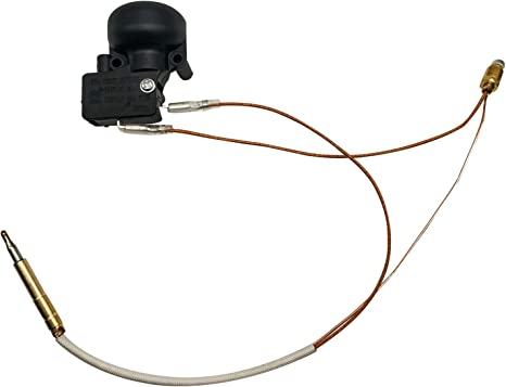 Replace Propane Gas Patio Heaters Thermocouple /& Dump Switch Control Safety Kit