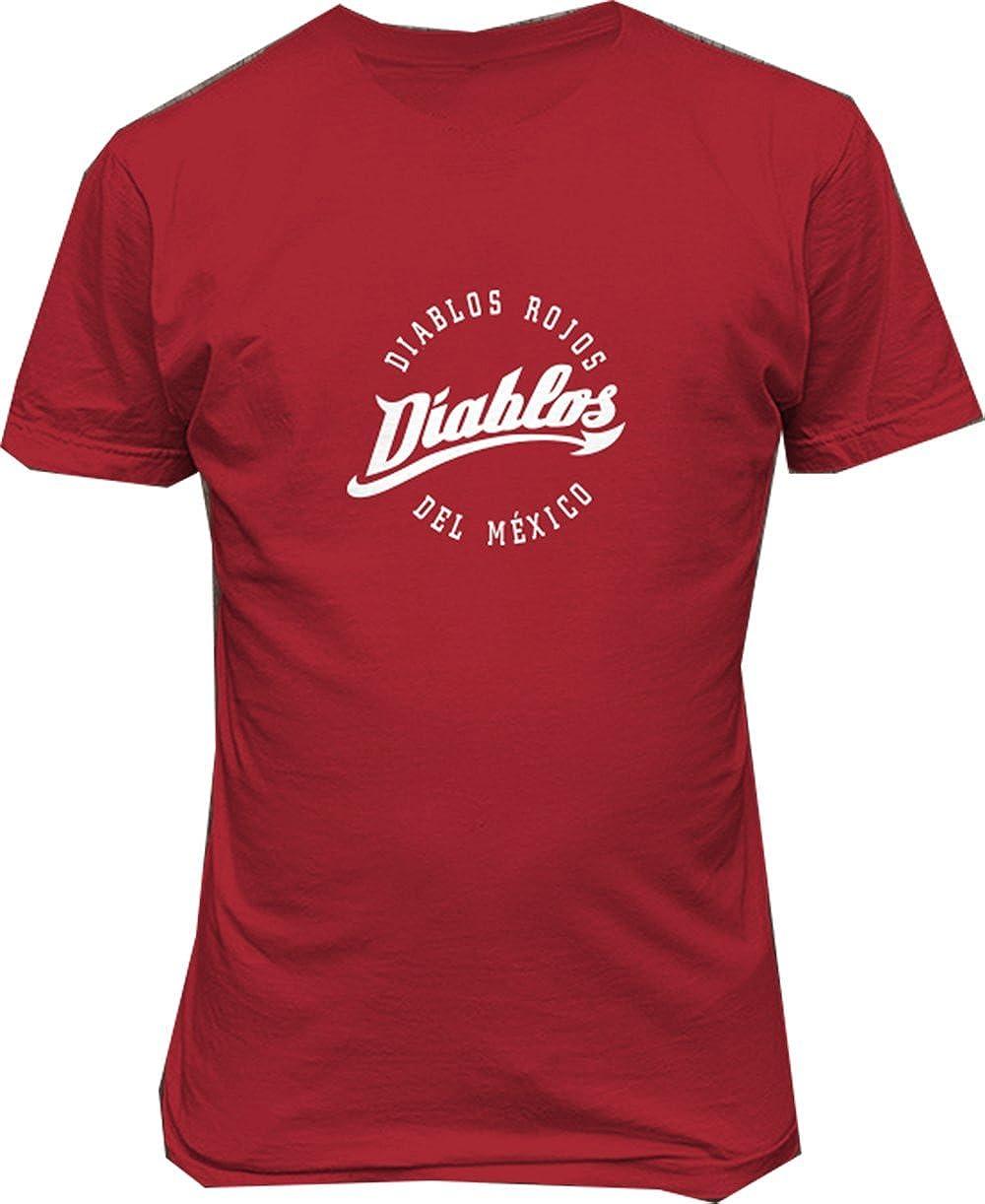 Diablos Rojos del mexico Beisbol Baseball shirt camiseta#2 at Amazon Mens Clothing store: