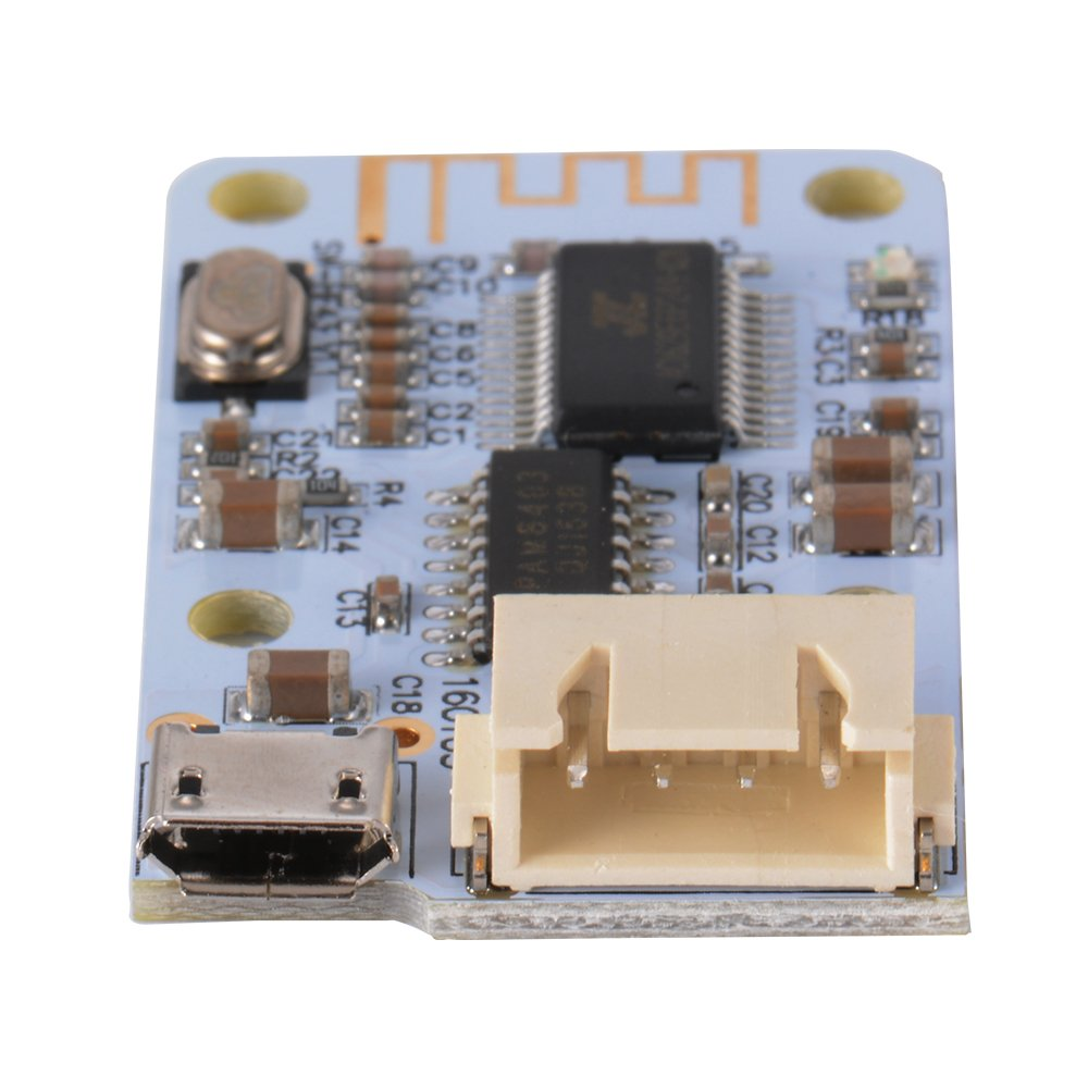 XCSOURCE Bluetooth Audio 2x3 Watt Receiver Amplifier Board Stereo Left//Right Channel with Micro USB Interface DC 5V TE657