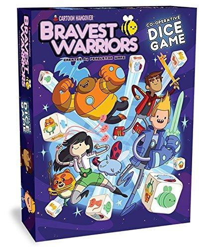 bravest warriors card game - 5