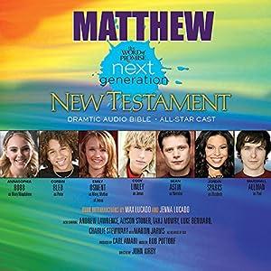 (24) Matthew, The Word of Promise Next Generation Audio Bible Audiobook
