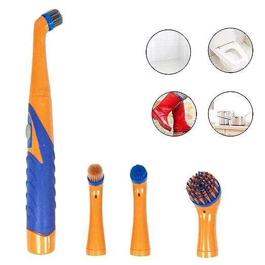 L&L Cepillo de Limpieza para Lavadora de Sonido eléctrico Cepillo ...