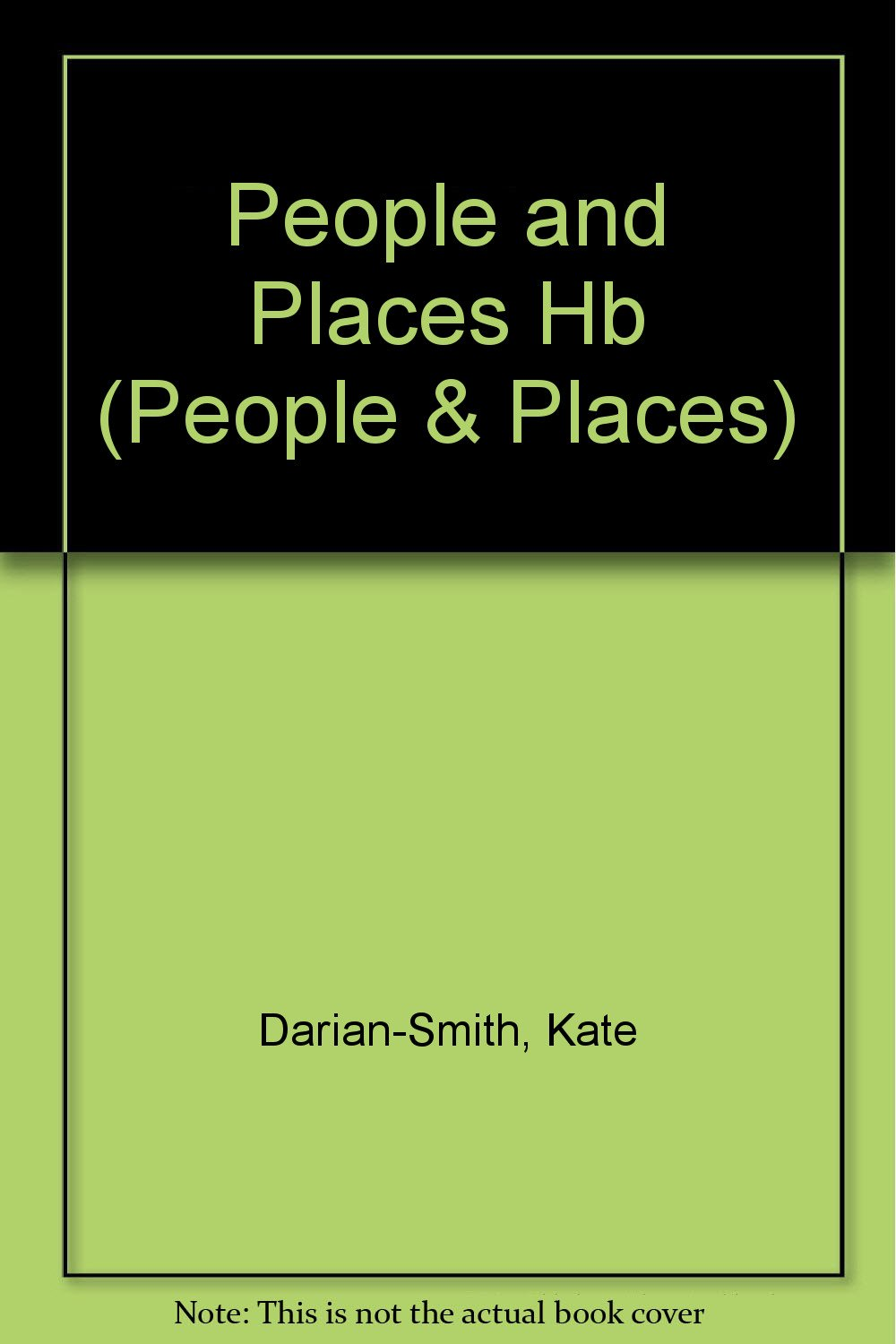 People And Places (People & Places)