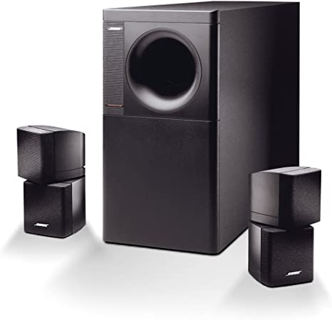bose 5 speaker home theater system