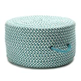 Houndstooth Pouf UF57 Ottoman Review