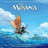 Moana (Soundtrack) - Disney Princesses (Greatest Hits) - Walt Disney 2 CD Album Bundling