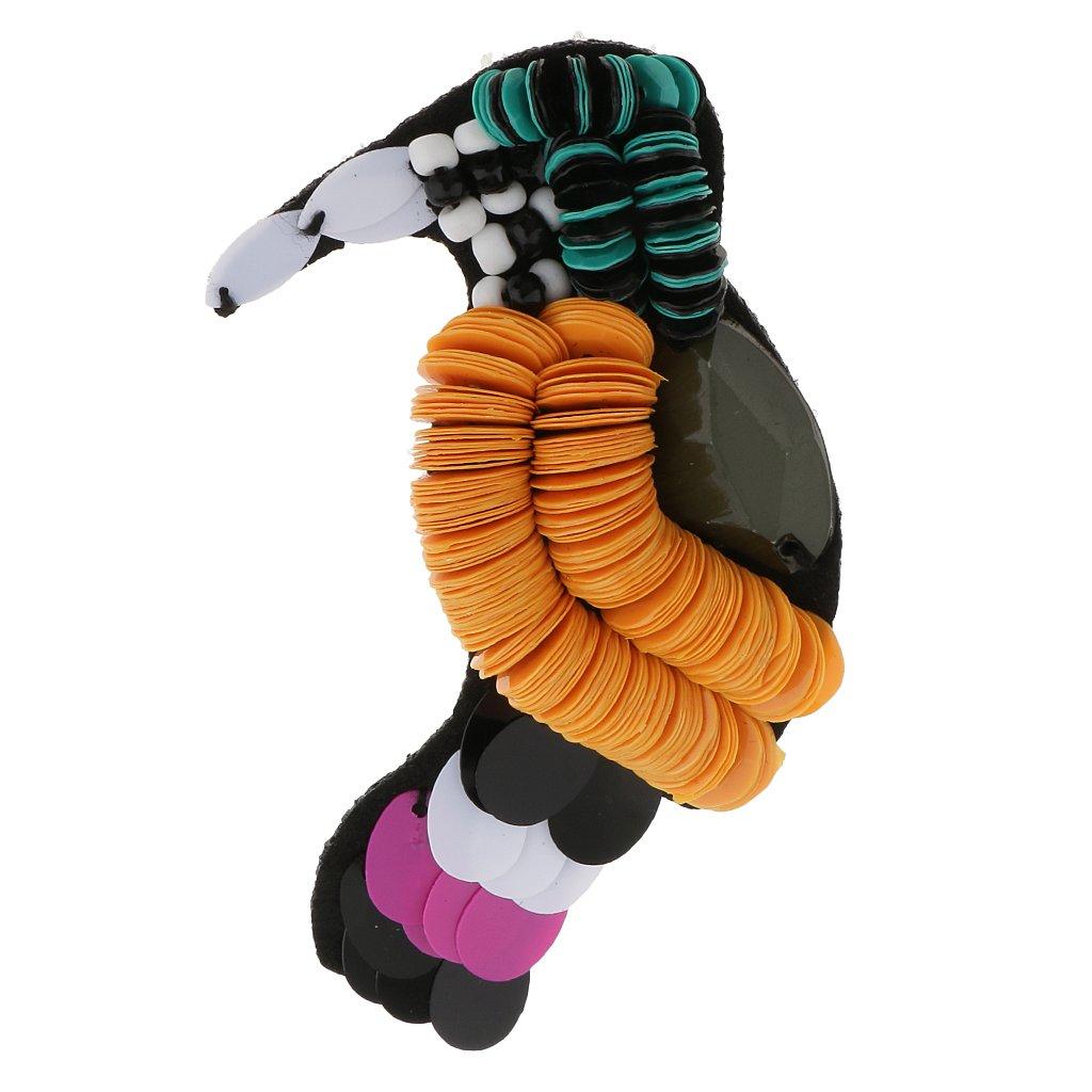 FLAMEER Parches de pájaros Bordados Ropa Accesorios para niños Camiseta Pantalones Vaqueros: Amazon.es: Hogar