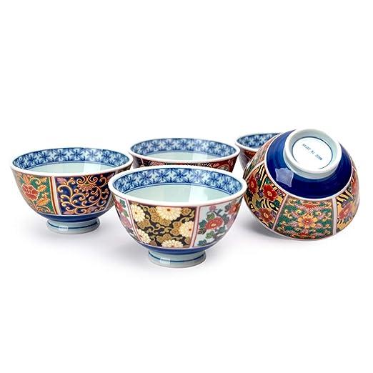 FDR Decorativas japonesas de Porcelana Cuencos for microondas ...