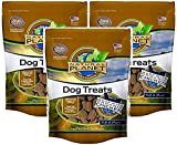 Natural Planet Organics Chicken Dog Treats, 5 Ounces Per Pack (3 Pack) Review