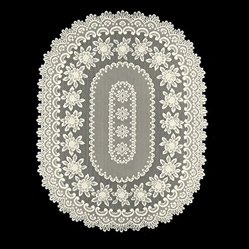 Heritage Lace Rose 52 x 72 Tablecloth