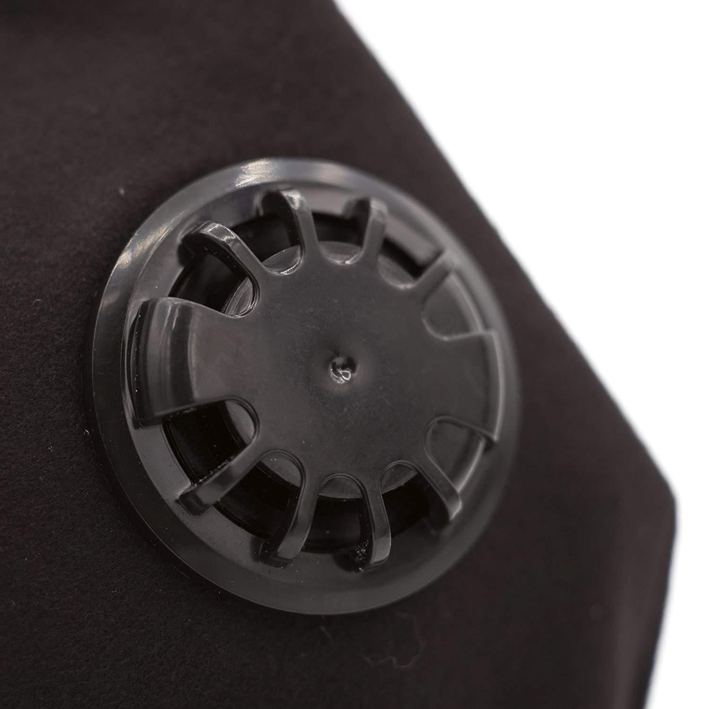 Cambridge Mask Co Pro Anti Pollution N99 Washable Military Grade Respirator with Adjustable Straps - Duke M Pro by Cambridge Mask Co (Image #5)