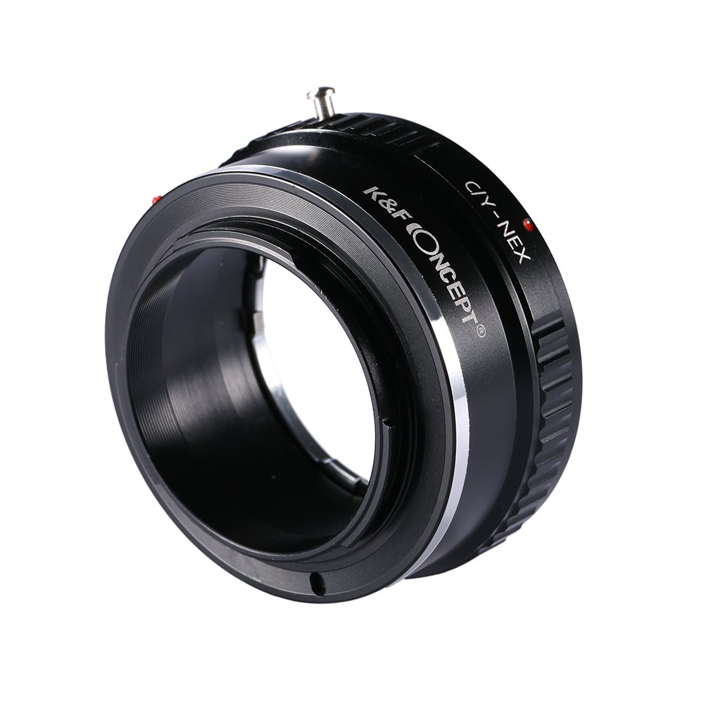 K/&F Concept M42 to Sony E Mount Adapter M42 Adapter NEX Adaptor NEX3 NEX5 NEX7 NEX-3 NEX-5 NEX-7 NEX-VG10 DC108