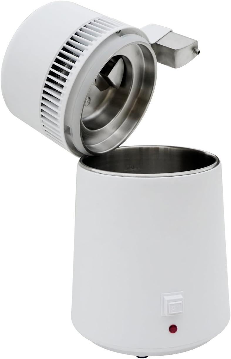 Filtro médico del filtro del purificador del agua del destilador del agua pura 750W 220V 4L