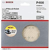 Disco de Lixa Bosch Best for Wood & Paint; 150mm G400