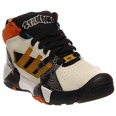 Adidas Streetball - White/ Yellow/ Black