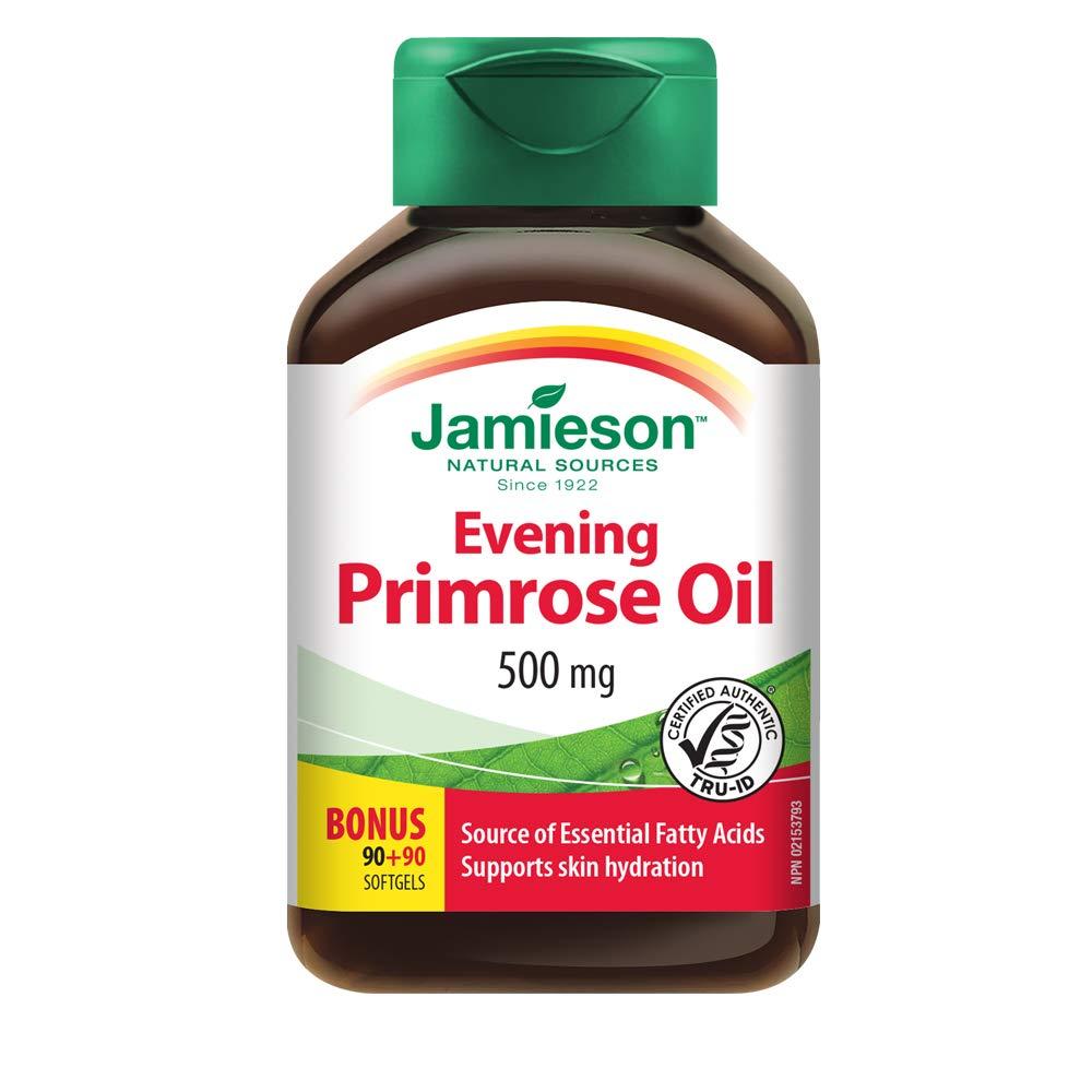 Jamieson Primrose Oil 180 Capsules