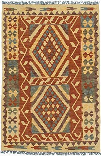 Hand Woven Carpet 3'5
