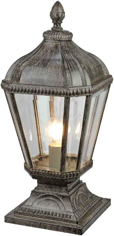 Tavoli Da Giardino Antichi.Kmyx Lampioni Antichi Post In Alluminio Pressofuso Giardino