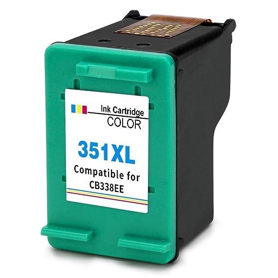 Kyansin 350XL 351XL Cartuchos de Tinta Remanufacturado HP 350 351 ...