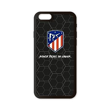 819e3e539d7 PHONECASES3D Funda Atlético de Madrid Nunca Dejes de Creer 3D iPhone 6/6s:  Amazon.es: Electrónica