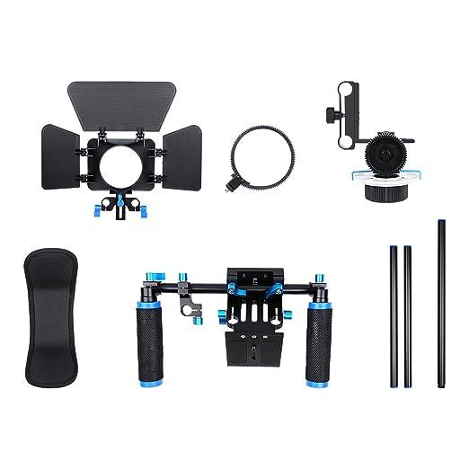 Ocamo Kit de sistema de grabación de vídeo para cámaras réflex ...