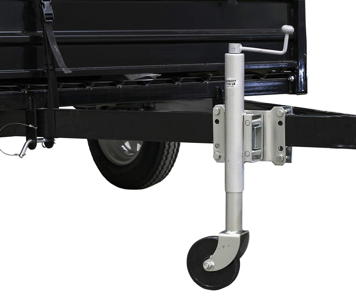 DK2 TJ750 Trailer Jack Stand - Fits Trailers by DK2