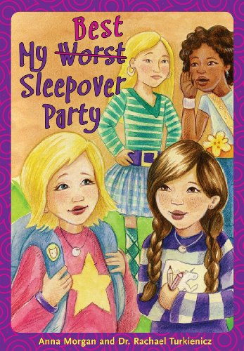 My Worst/Best Sleepover Party (The Lunch Bunch Series)