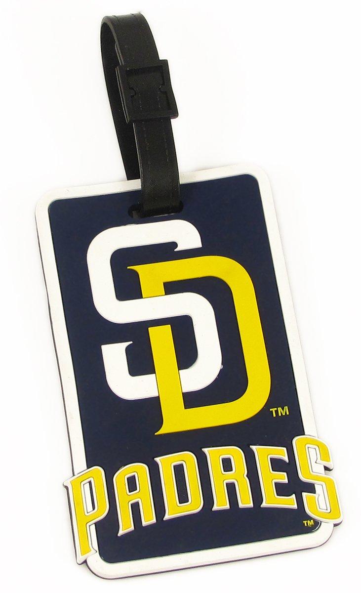 San Diego Padres – MLB Soft Luggageバッグタグ B0036M763S
