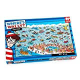 Where's Wally - At Sea - 250 Piece Puzzle