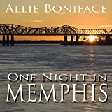 Front cover for the book One Night in Memphis by Allie Boniface