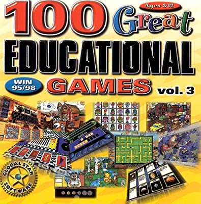 100 Great Education Games 3 - PC