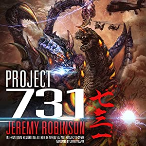 Project 731 Audiobook