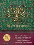 King James Compact Reference Bible, Thomas Nelson Publishing Staff, 0785202412