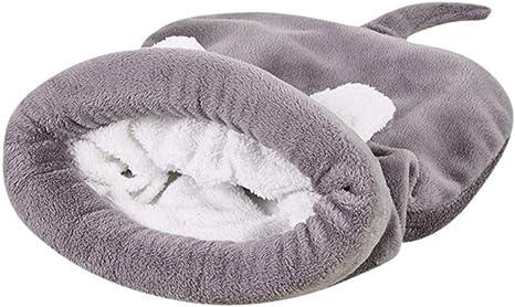 minky luxury pouch pet blanket Sleeping bag for dog and cat ANN fleece