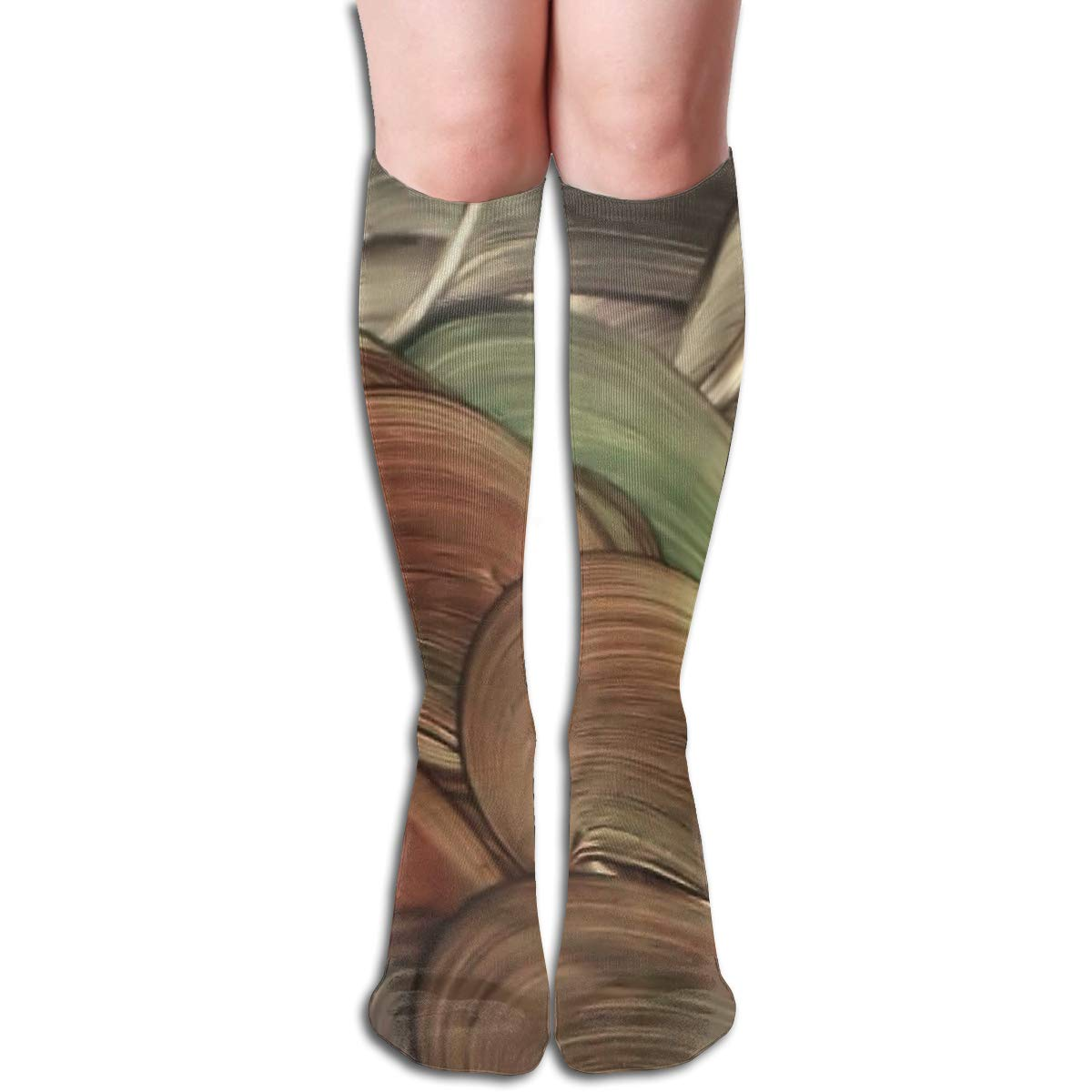 Hermes Compression Socks Soccer Socks High Socks For Running,Medical,Athletic,Edema,Varicose Veins,Travel,Nursing.