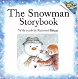 The Snowman Storybook, Raymond Briggs, 061305895X